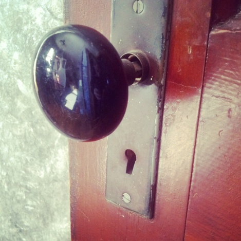 Loving the Old Doors & Knobs