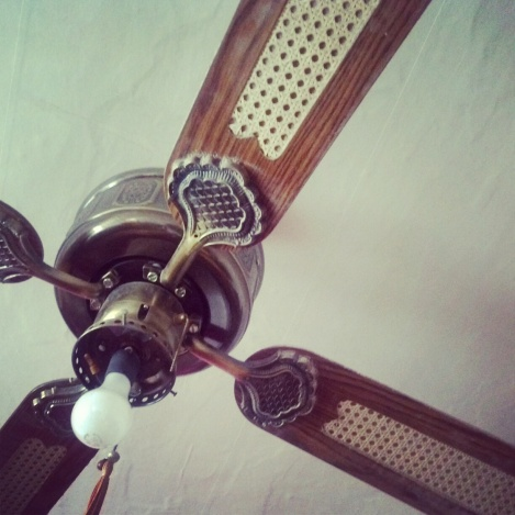 Just the Ceiling Fan